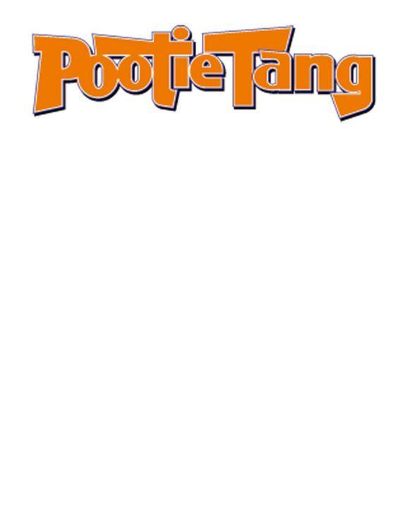 """Logo von """"Pootie Tang"""" - Bildquelle: 2001 PARAMOUNT PICTURES"""