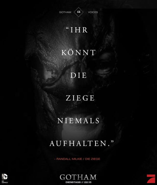 Gotham_Voices_Stimmen_der_Stadt_Zitate_Sprueche_Serie (24) - Bildquelle: DC Comics / Warner Bros. Entertainment, Inc.