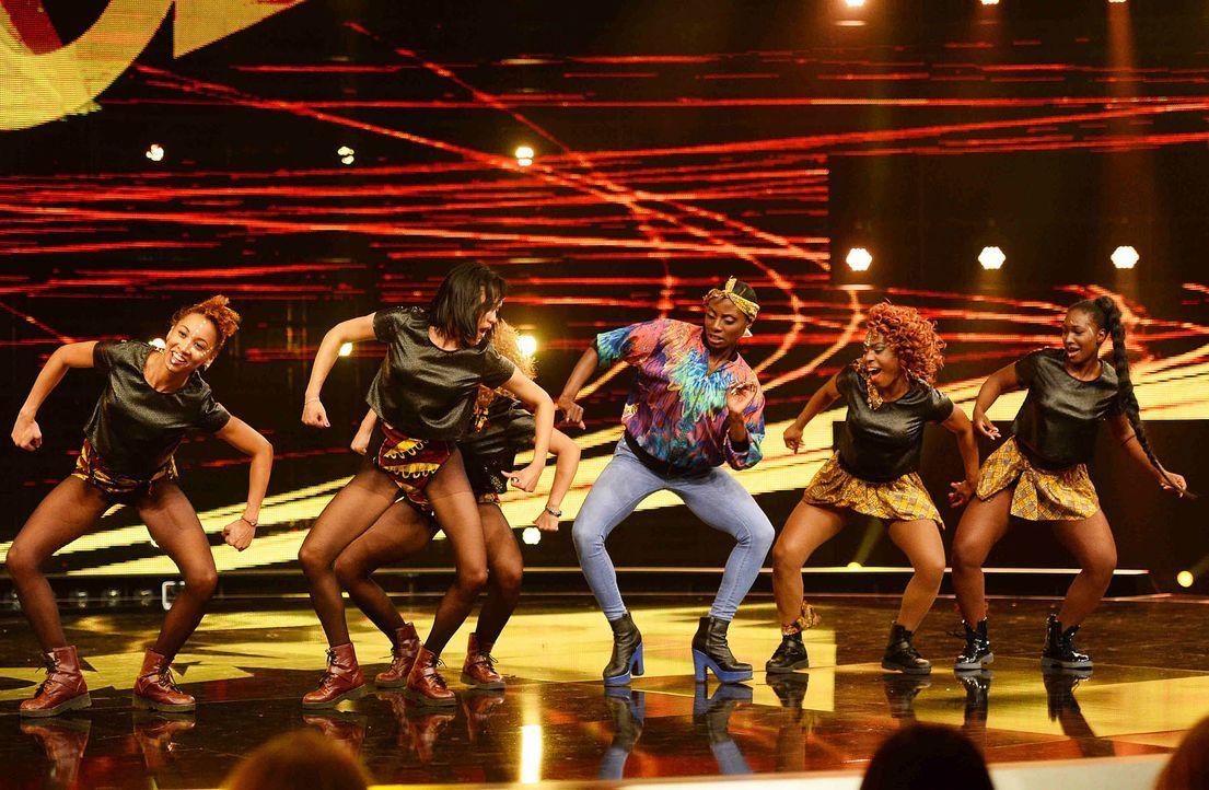 Got-To-Dance-Afro-Flavour-08-SAT1-ProSieben-Willi-Weber - Bildquelle: SAT.1/ProSieben/Willi Weber