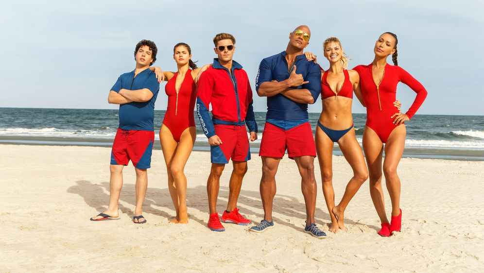 Baywatch - Bildquelle: Frank Masi 2017 PARAMOUNT PICTURES. ALL RIGHTS RESERVED.
