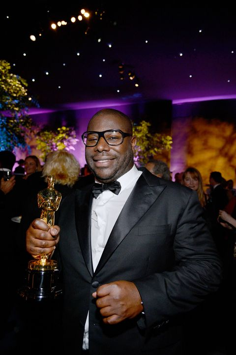Oscars-Governors-Ball-Steve-McQueen-140302-getty-AFP - Bildquelle: getty-AFP