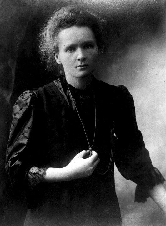 Marie Curie - Radioaktivität (1898) - Bildquelle: Picture Alliance/ Empics  PA