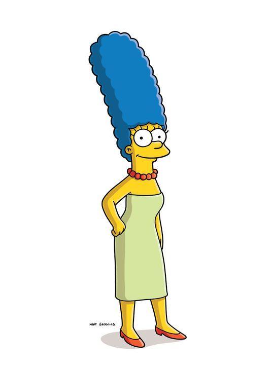 (22. Staffel) - Immer um Anstand und Sitte in der chaotischen Familie bemüht: Mutter Marge ... - Bildquelle: und TM Twentieth Century Fox Film Corporation - Alle Rechte vorbehalten