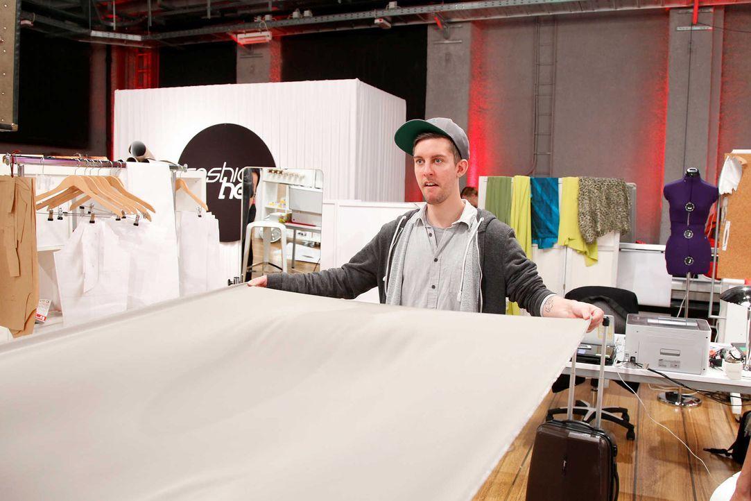 Fashion-Hero-Epi05-Atelier-17-ProSieben-Richard-Huebner - Bildquelle: Richard Huebner