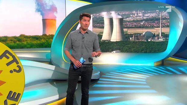 Galileo - Galileo - Dienstag: Atomkraftwerke - Dafür Oder Dagegen?