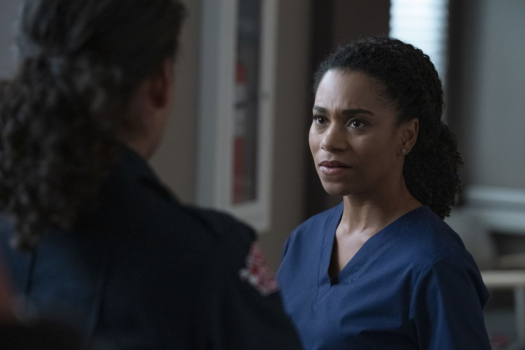 Dr. Maggie Pierce (Kelly McCreary) - Bildquelle: Eric McCandless 2019 American Broadcasting Companies, Inc. All rights reserved.