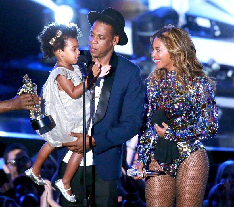 Jay-Z-Beyonce-14-08-24-(2)-MTV-VMAs-AFP - Bildquelle: AFP
