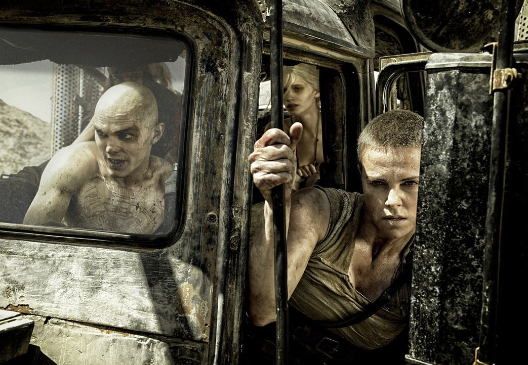 Mad-Max-Fury-Road-08-Warner - Bildquelle: Warner Bros. Ent. Inc./Village Roadshow Films (BVI) Ltd