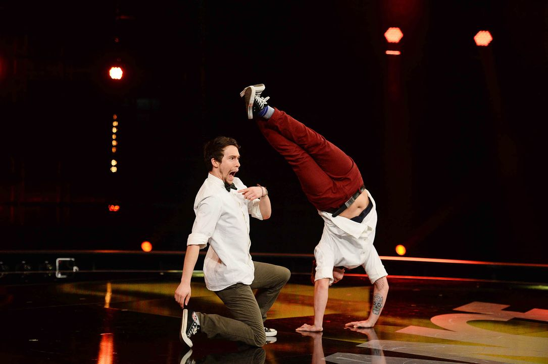 Got-To-Dance-Hot-Potatoes-02-SAT1-ProSieben-Willi-Weber - Bildquelle: SAT.1/ProSieben/Willi Weber