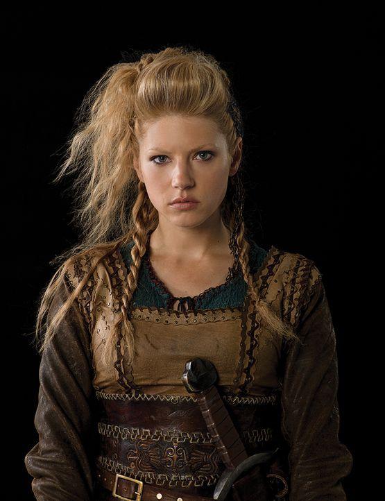 Vikings-serie-Darsteller-Lagertha2 - Bildquelle: MGM