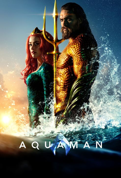 Aquaman - Artwork - Bildquelle: TM and © DC © Warner Bros. Ent. Inc.  All Rights Reserved.