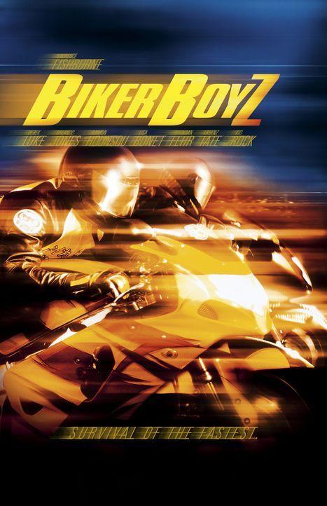 BIKER BOYZ - Plakatmotiv - Bildquelle: DreamWorks SKG