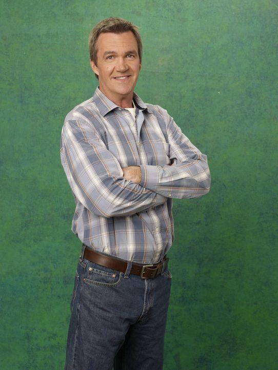(2. Staffel) - Der Familienvater Mike (Neil Flynn) hat zwar so seine Macken und Eigenheiten, doch für seine Familie gibt er alles ... - Bildquelle: Warner Brothers