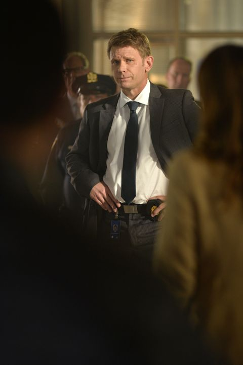 Was führt Clayton Haas (Mark Pellegrino) im Schilde? - Bildquelle: 2015 ABC Studios