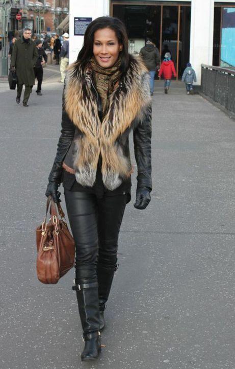 Sie führt ein Leben, von dem Millionen Mädchen träumen: Marie Amière ist Model, Moderatorin und Designerin. Doch die Hamburgerin mit ghanaischen... - Bildquelle: ProSieben