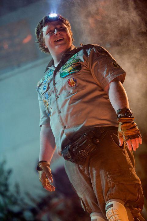 Kann Pfadfinder Augie (Joey Morgan) die Menschheit noch retten? - Bildquelle: Jamie Trueblood 2015 Paramount Pictures. All Rights Reserved.