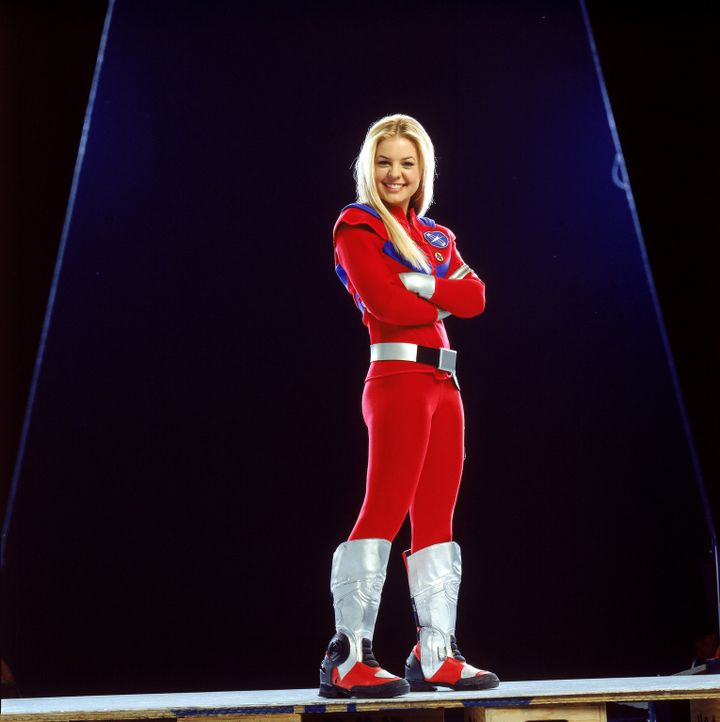 Tritt zum ersten Galactic Teen Supreme an: Zenon (Kirsten Storms) ... - Bildquelle: The Disney Channel