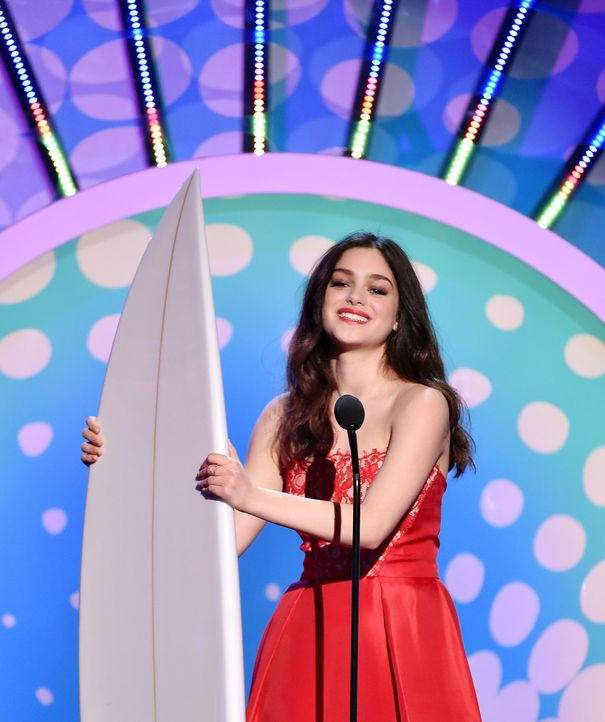 Teen-Choice-Awards-Odeya-Rush-140810-getty-AFP - Bildquelle: getty-AFP