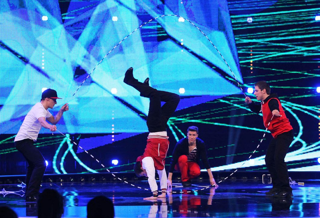 Got-To-Dance-International-Show-Team-07-SAT1-ProSieben-Guido-Engels - Bildquelle: SAT.1/ProSieben/Guido Engels