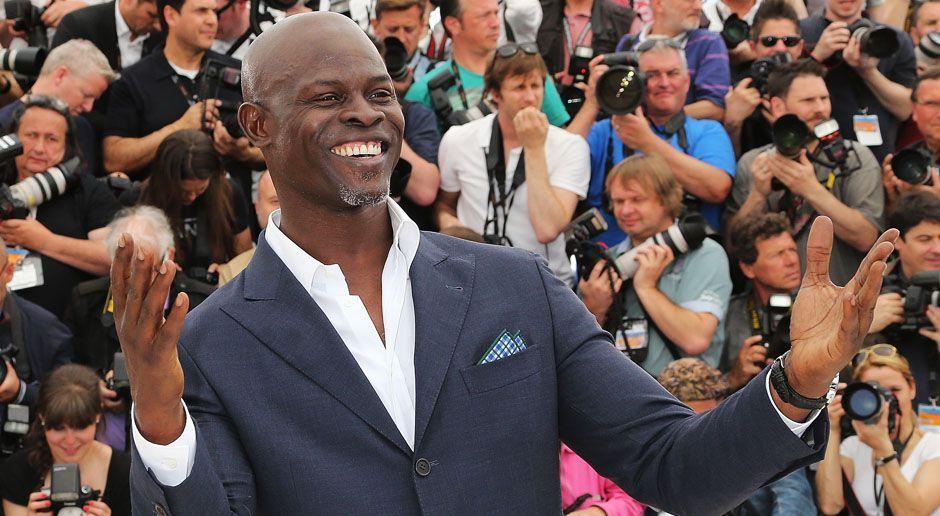 Cannes-Filmfestival-Djimon-Hounsou-14-05-16-AFP - Bildquelle: AFP