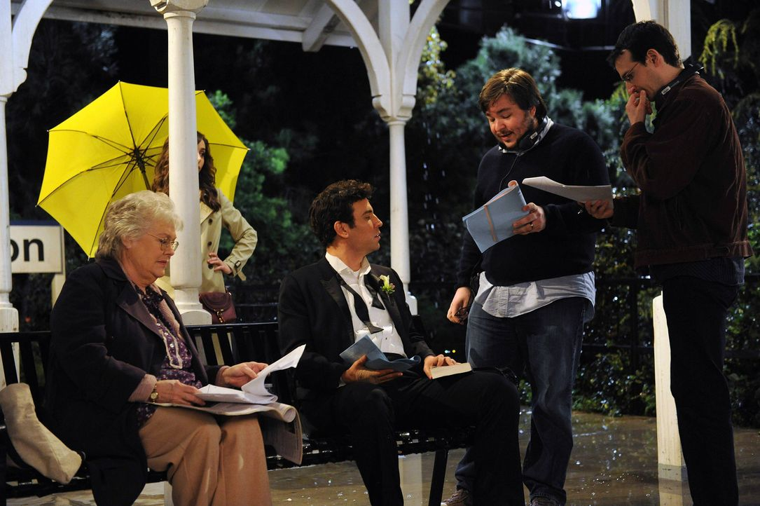 HIMYM- Behind the scenes- Last Forever Part2 (6) - Bildquelle:  CBS Broadcasting, Inc. All rights reserved