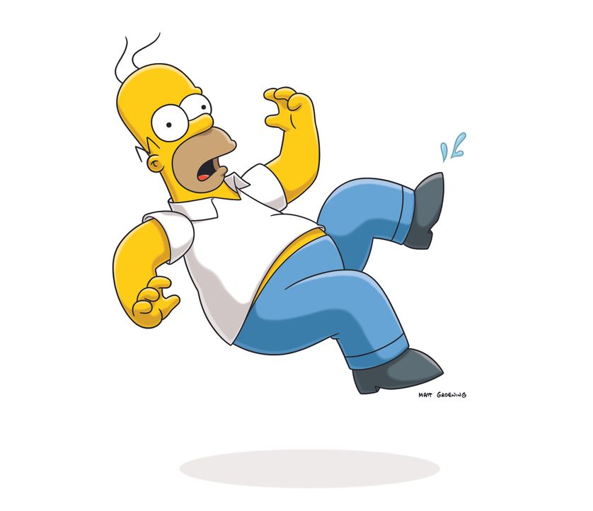 (24. Staffel) - In einer rauen Schale steckt oft ein fauler Kern: Homer Simpson .... - Bildquelle: und TM Twentieth Century Fox Film Corporation - Alle Rechte vorbehalten