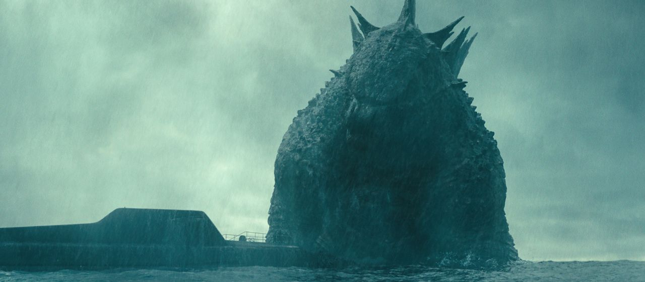 Godzilla - Bildquelle: 2019 Legendary and Warner Bros. Entertainment Inc. All Rights Reserved. GODZILLA TM & © TOHO Co., Ltd.