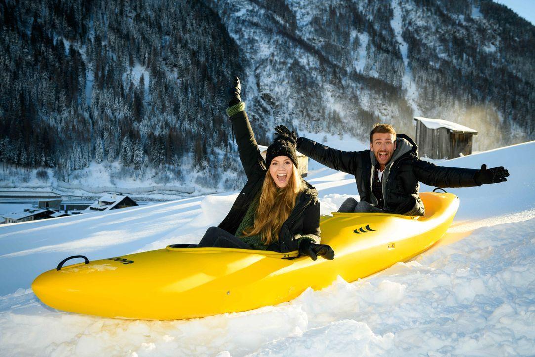 Viviane & Christian - Bildquelle:  ProSieben/Willi Weber