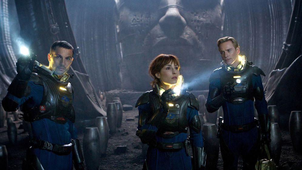 Prometheus - Dunkle Zeichen - Bildquelle: TM and   2012 Twentieth Century Fox Film Corporation.  All rights reserved.