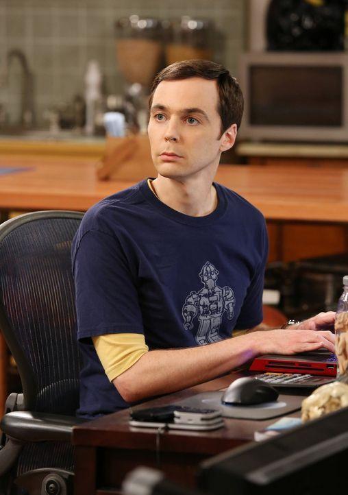 Hat Sheldon (Jim Parsons) etwas zu verbergen? - Bildquelle: Warner Bros. Television