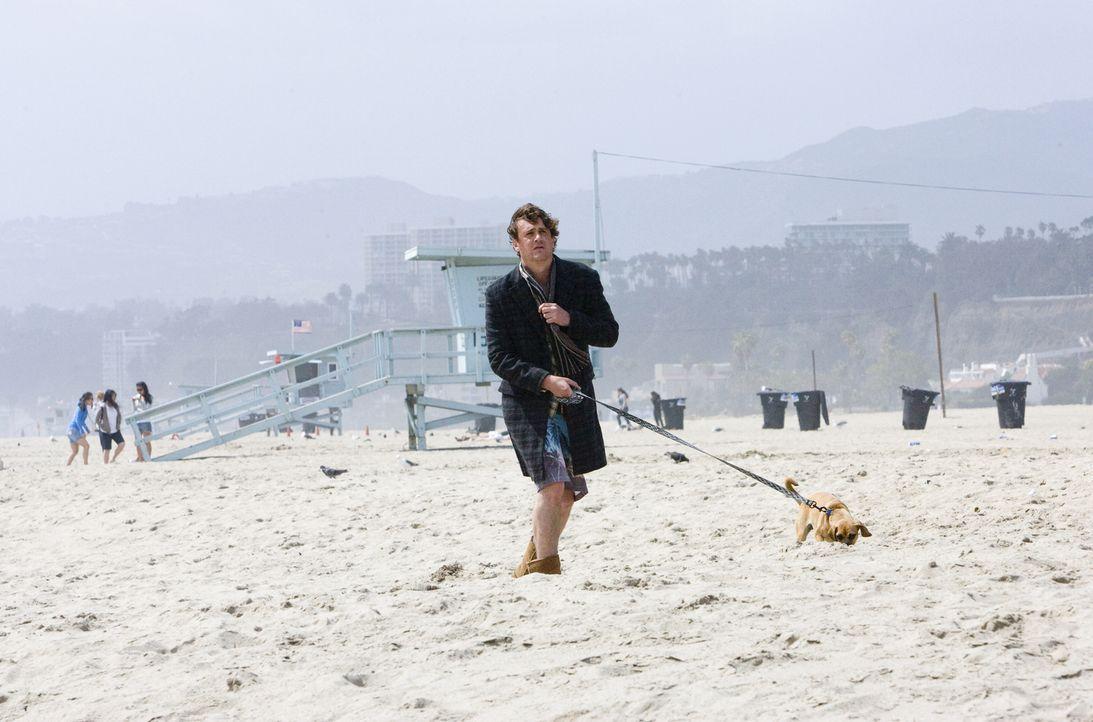 Ihm ist egal, was andere von ihm denken: Sidney (Jason Segel) ... - Bildquelle: (2009) DW STUDIOS L.L.C. ALL RIGHTS RESERVED