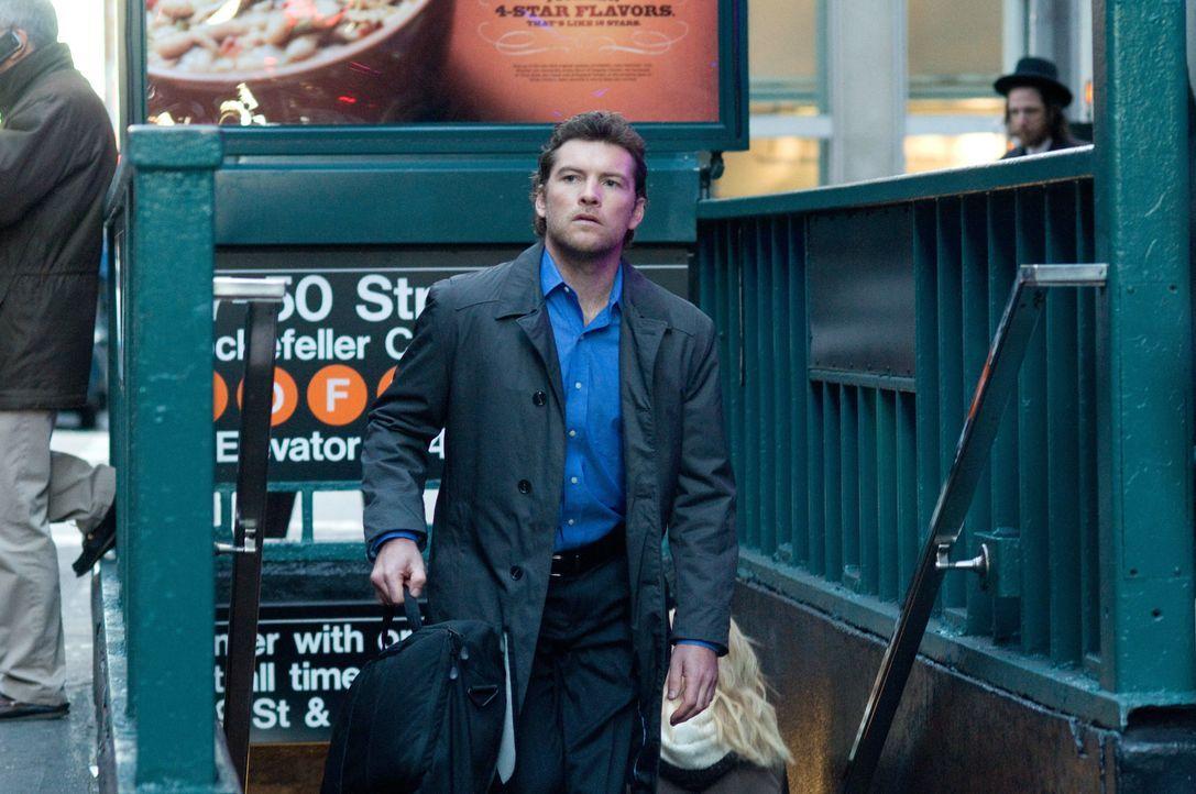Eines Tages findet sich Nick Cassidy (Sam Worthington) im Gefängnis wieder, für ein Verbrechen, das er gar nicht begangen hat. Doch wie weit wird er... - Bildquelle: 2011 Concorde Filmverleih GmbH