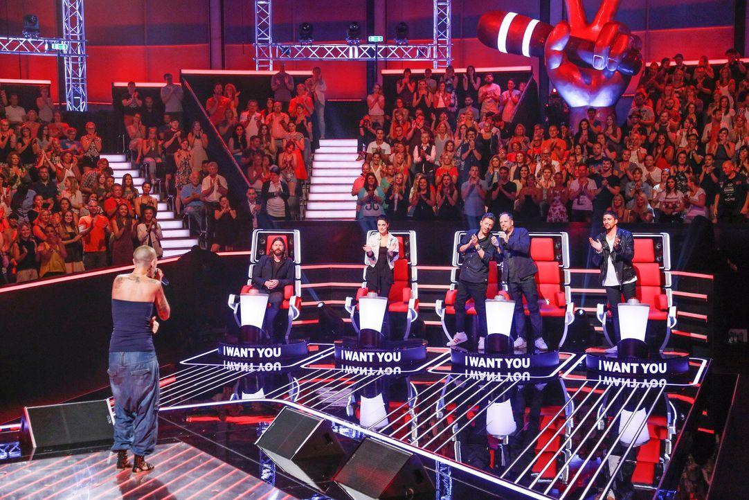 TVOG-Stf05-Denise-03-SAT1-ProSieben-Richard-Huebner - Bildquelle: SAT.1/ProSieben/Richard Huebner
