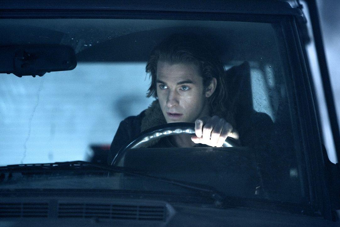 Ist mit seinen Blutsbanden keineswegs glücklich: der Hyprid Michael (Scott Speedman) ... - Bildquelle: Sony Pictures Television International. All Rights Reserved.
