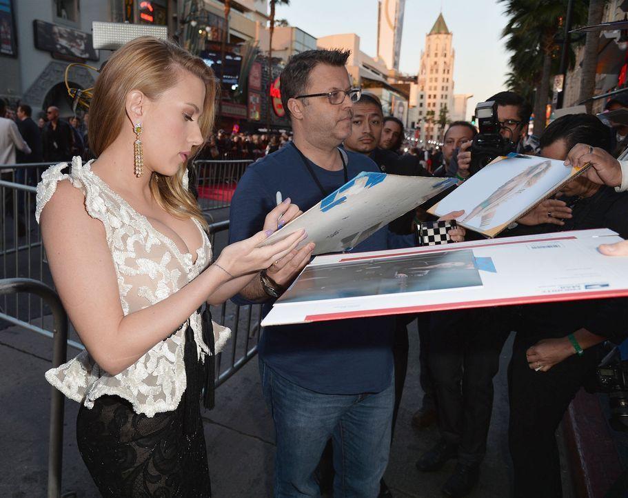 Captain-America-Premiere-LA-Scarlett-Johansson-14-03-14-3-getty-AFP - Bildquelle: getty-AFP