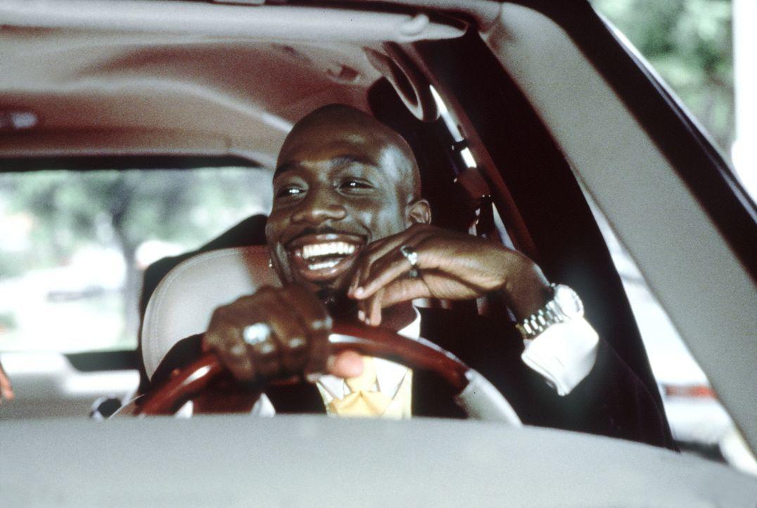 Schwelgt in seinen Jugenderinnerungen: Slim (Richard T. Jones) ... - Bildquelle: Paramount Pictures