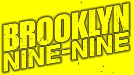 (1.Staffel) - Brooklyn Nine-Nine - Logo - Bildquelle: 2013 NBC Studios LLC. All Rights Reserved.