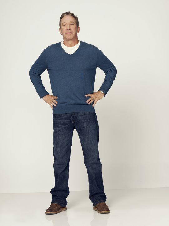 (1. Staffel) - Mike Baxter (Tim Allen) muss sich immer wieder aufs Neue in seinem von Frauen dominierten Haushalt behaupten ... - Bildquelle: 2011-2012 American Broadcasting Companies. All rights reserved.