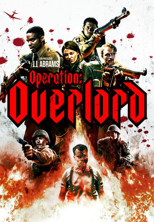 Operation: Overlord - Artwork - Bildquelle: 2018 Paramount Pictures. All Rights Reserved.