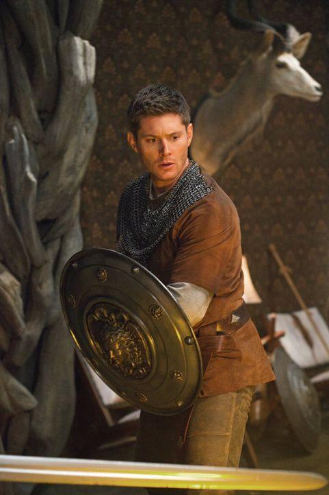 Ihr neuester Fall entspricht ganz und gar nicht Deans (Jensen Ackles) Vorstellungen von Freizeitaktivität - oder doch? - Bildquelle: Warner Bros. Television