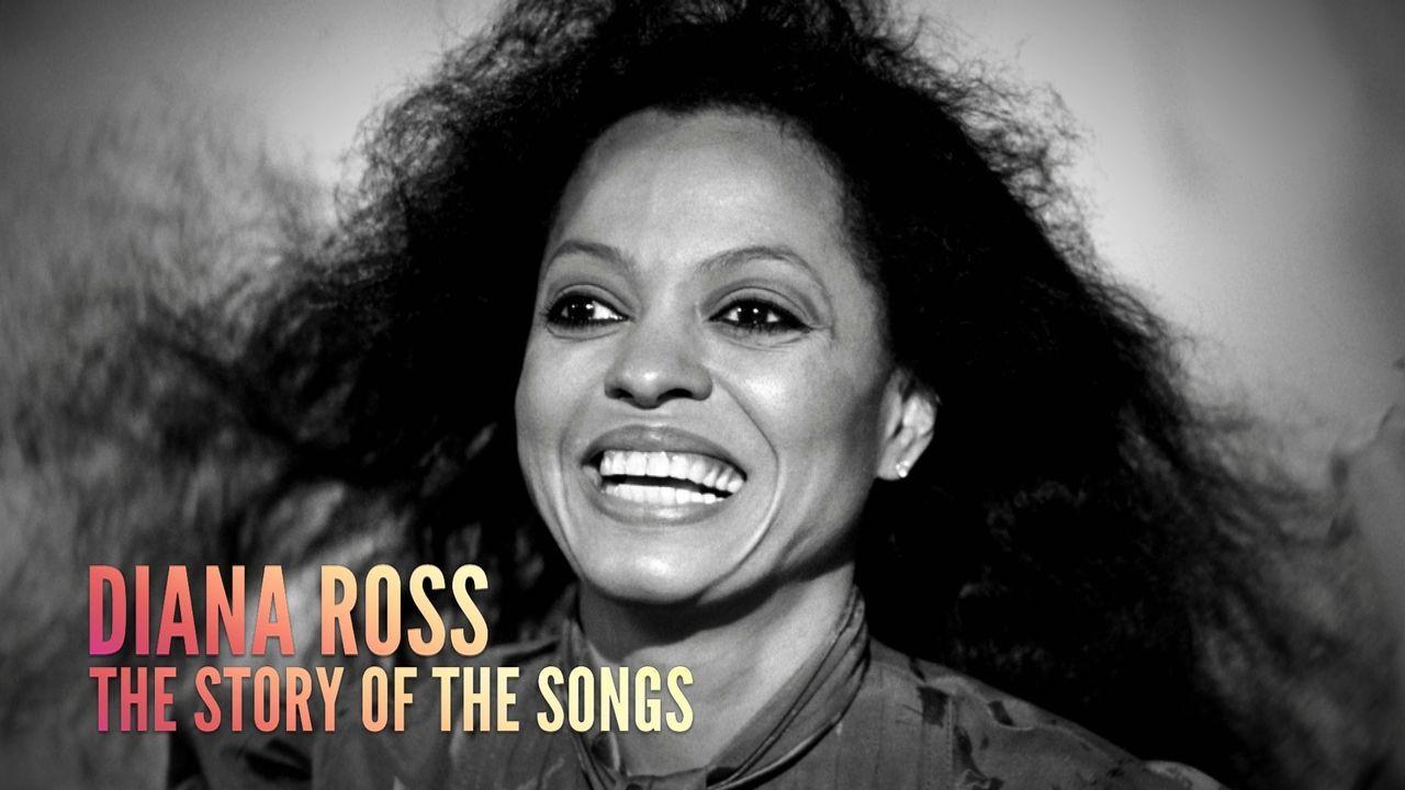 Diana Ross - The Story of the Songs - Artwork - Bildquelle: Viacom Studios UK