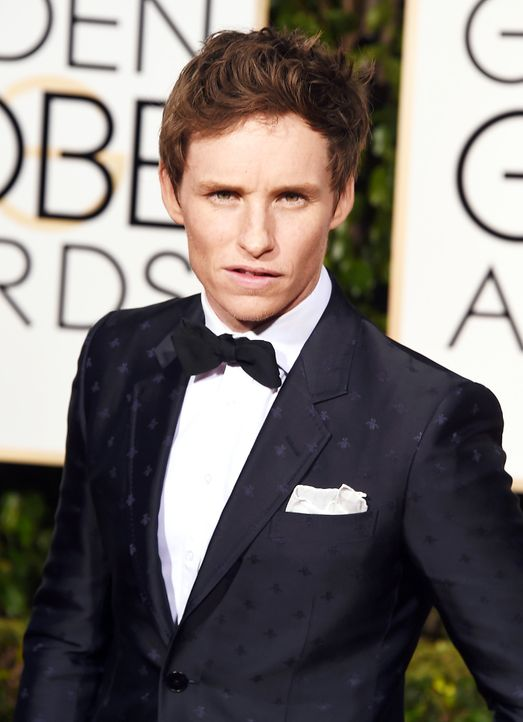 Eddie-Redmayne-160110-getty-AFP - Bildquelle: getty-AFP