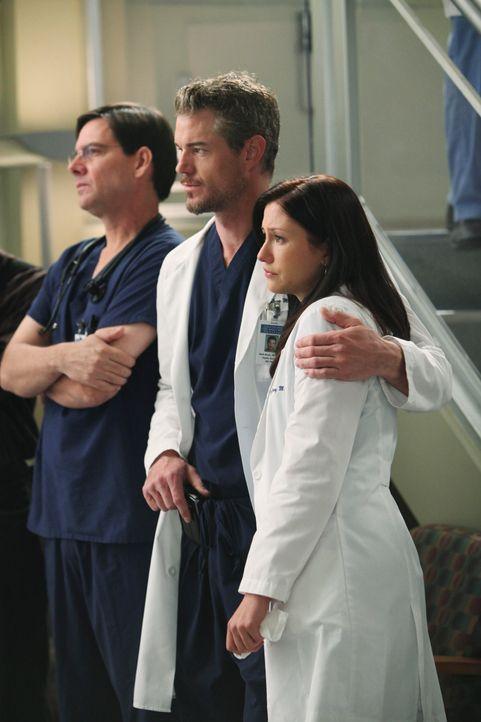 Grey's Anatomy – Mark und Lexie – 19: Mark (Eric Dane), Lexie (Chyler Leigh) - Bildquelle: ABC Studios