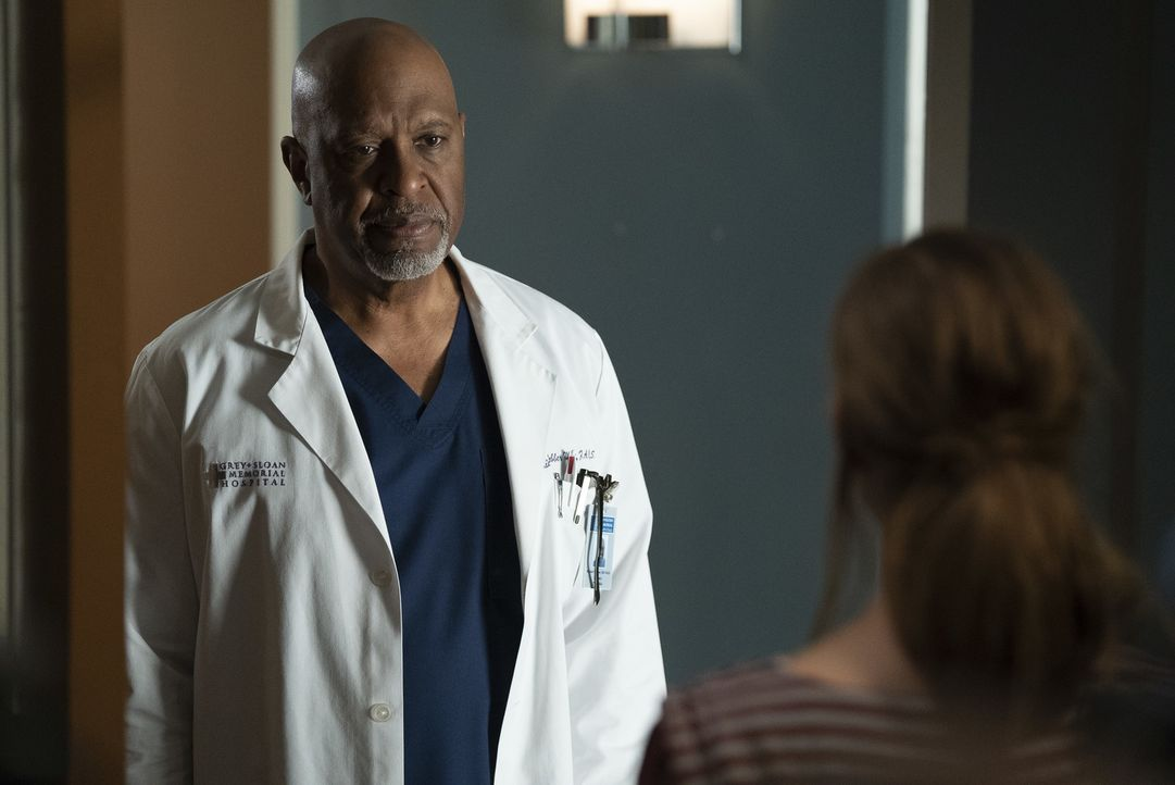 Dr. Richard Webber (James Pickens Jr.) - Bildquelle: Eric McCandless ABC Studios