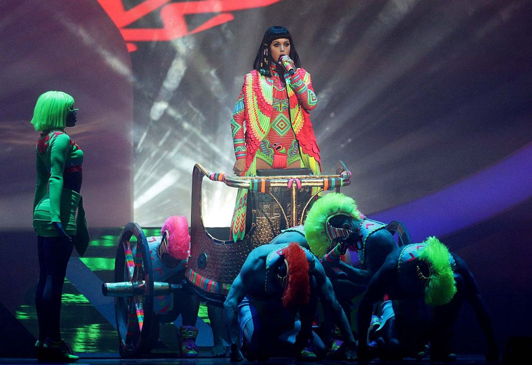 Brit-Awards-Katy-Perry-14-02-19-dpa - Bildquelle: dpa