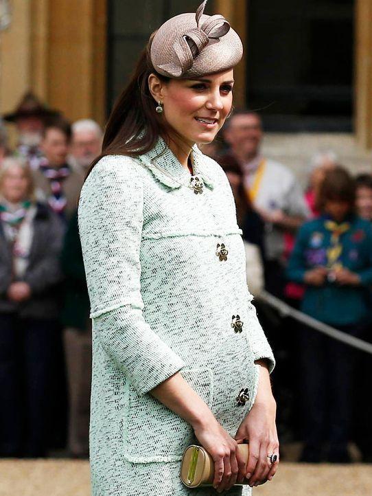 Duchess-Catherine-13-04-21-AFP - Bildquelle: AFP ImageForum