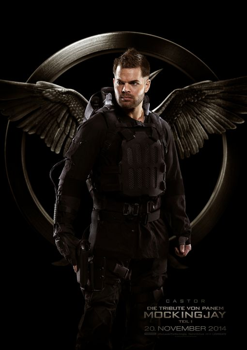 DIE TRIBUTE VON PANEM - MOCKINGJAY TEIL 1 - WES CHATHAM - Bildquelle: TM &   2014 Lions Gate Entertainment Inc. All rights reserved.