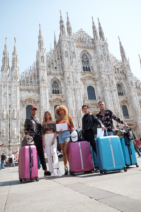 SNTM_S5_Milano-Arriving_0182 - Bildquelle: ProSieben Schweiz