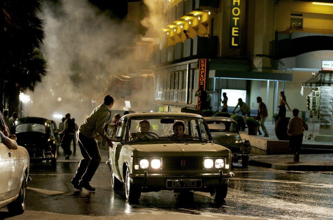 Dem Anschlag von München folgte eine Vergeltungsaktion durch den Staat Israel, die bis dahin ebenso einmalig war wie das Attentat selbst: Die Räch... - Bildquelle: 2005 UNIVERSAL STUDIOS and DREAMWORKS LLC.