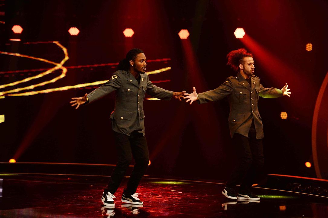 Got-To-Dance-Two-Abstract-08-SAT1-ProSieben-Willi-Weber - Bildquelle: SAT.1/ProSieben/Willi Weber